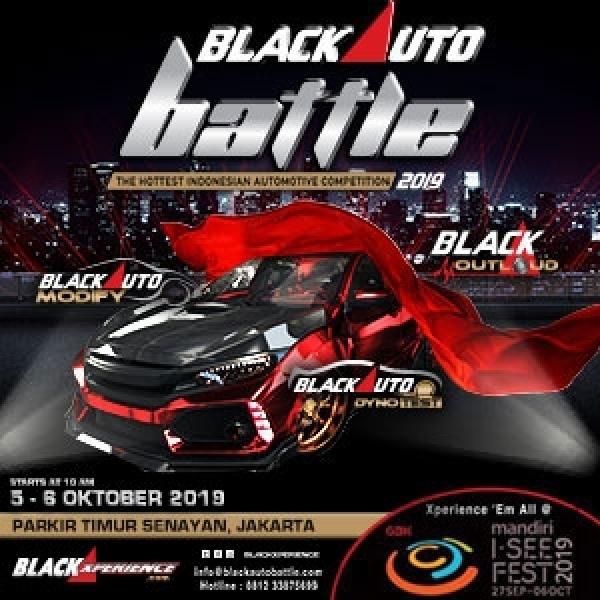Jakarta! Bersiaplah Mengikuti BlackAuto Battle 2019
