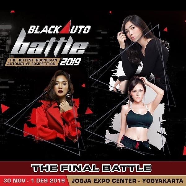 Bertabur Bintang di Final BlackAuto Battle 2019 Yogyakarta