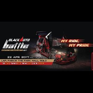 BlackAuto Battle 2017 siap Gemparkan Kota Solo!