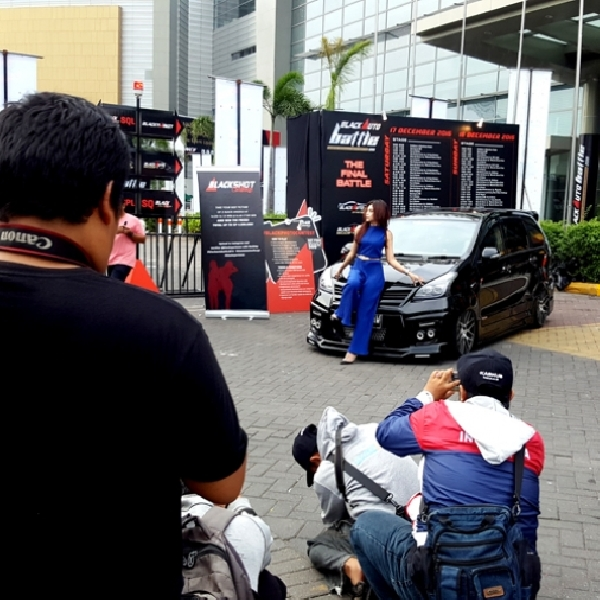 BlackShot Challenge 2017 Siap Adu Skill Fotografer Pekanbaru