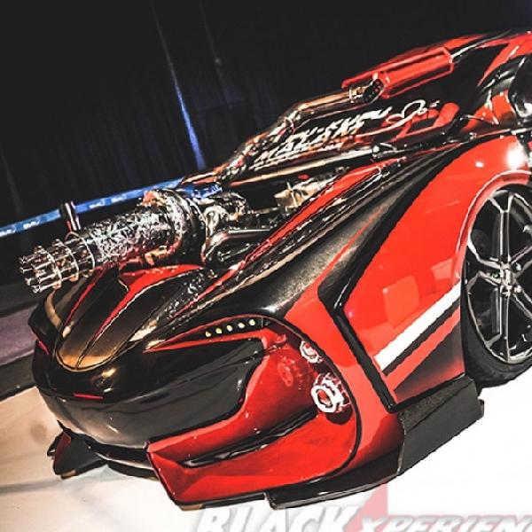 Mobil Modifikasi Terbaik Tanah Air, Saling Berebut Menjadi The Champ