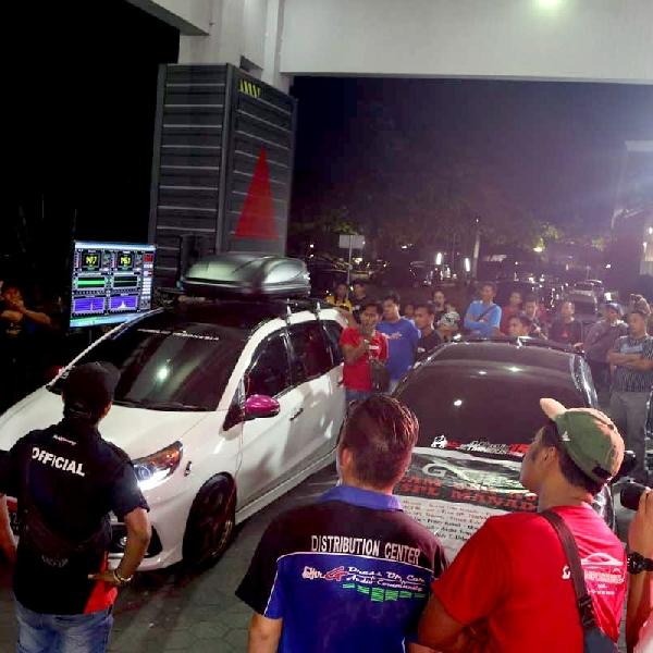 Street SPL Final Battle BlackAuto Battle 2019 Tembus 158,6 dB