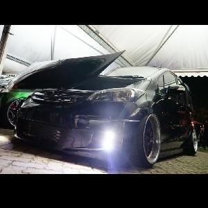 Honda Freed Kreasi Platinum Bukit Tinggi Raih Gelar King of Black BAB 2017 Pekanbaru