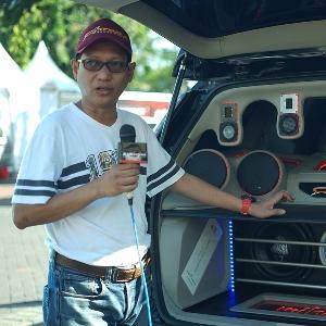 BlackAuto Battle Surabaya 2017: Wisnu Singkirkan Lawan di Kelas SQL