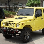 Jimny Daily Meriahkan BlackAuto Battle Warm Up Jakarta