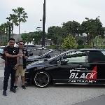 BCC Chapter Jaksel Boyong Empat Mobil di BlackAuto Battle WarmUp Jakarta