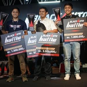 BlackAuto Battle Surabaya 2017: Rinto Juara Dyno Test Dikelas NA
