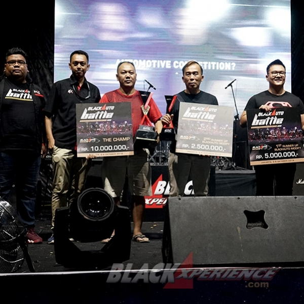 DAFTAR PEMENANG BLACKAUTO BATTLE JAKARTA 2019