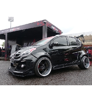 Sirion Black Bertema Street Racing, The Special Project