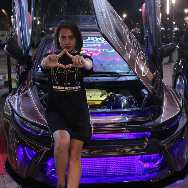 Hamtaro Reborn Sukses Sabet Gelar The Champ di BlackAuto Battle Jakarta