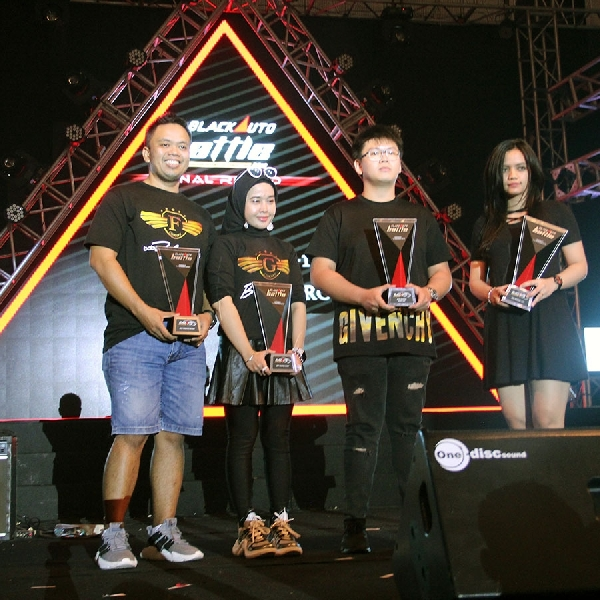 Daftar Pemenang BlackAuto Battle Surabaya 2018 Kategori BlackAuto Modify