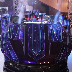 Battosai Reborn Sapu Bersih Gelar The Champ Sekaligus The Black Auto Master