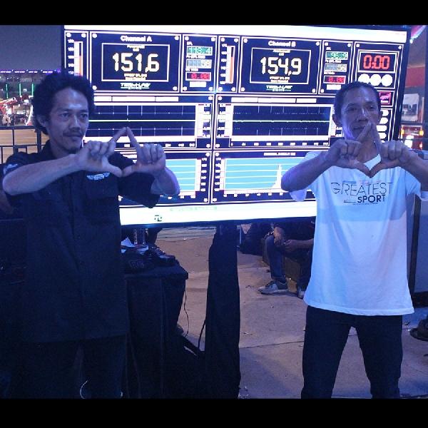 Serunya FUN SPL BlackOut Loud, tim Meloncrot Juara Mengalahkan Panca Audio