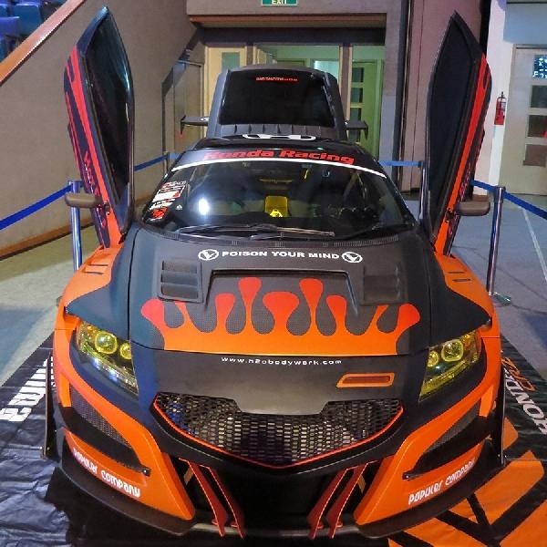 Modifikasi Honda CR-Z 2010 - Meski Kuat, Tapi Tetap Lembut