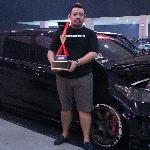 Honda Freed Supercharge RPM Custom Raih King of Black