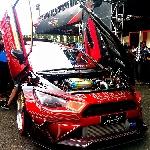 Honda Civic FD Sabet Gelar The Champ BlackAuto Battle 2018 Purwokerto