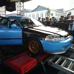 DAFTAR PEMENANG BLACKAUTO BATTLE SOLO 2018 KATEGORI BLACKDYNO TEST DAN BLACKOUT LOUD