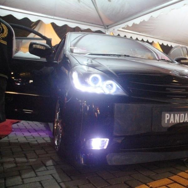 Toyota Innova Asal Purwokerto Jadi King of Black Solo 2016