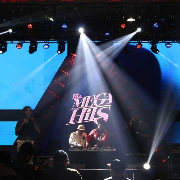 The Megahits Hibur Pengunjung Final Battle BlackAuto Battle 2019