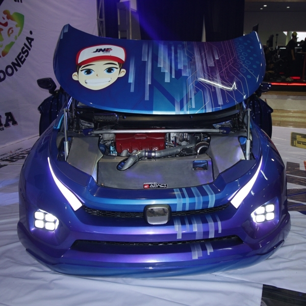 Modifikasi Honda Jazz 2010: R One Konsep