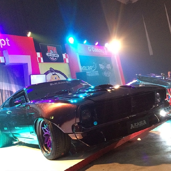 Ford Falcon Akasia : Saatnya Mobil Retro Rebut Double Winner