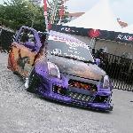 Diora Project, Modifikasi Suzuki Swift Street Racing Freak