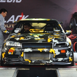 BlackAuto Dyno Test Diikuti Bermacam Mobil Gahar