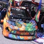 GOKU Project Mampir ke BlackAuto Battle 2019 Jakarta Sebelum Pulang ke Bali