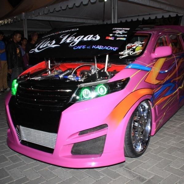 The Champ BlackAuto Battle Solo 2016, Toyota Avanza Vostro Yogyakarta