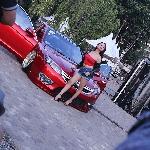 Honda Accord Merah Full Modif Meyakinkan dengan Gaya Elegan
