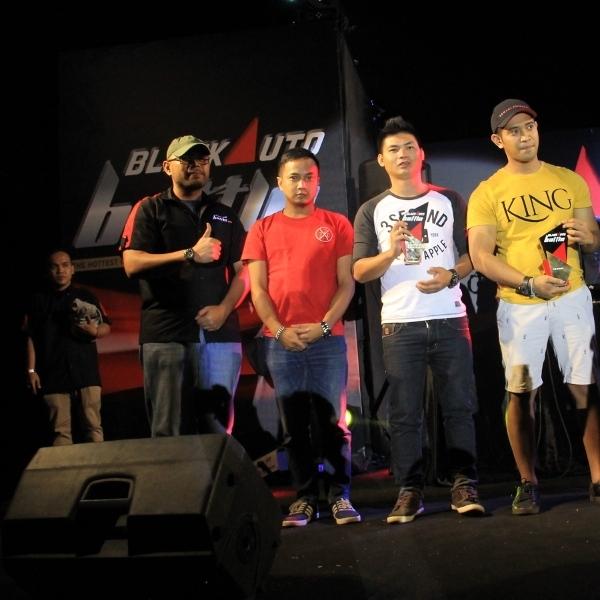 Daftar Pemenang BlackAuto Battle Malang 2015