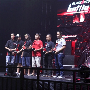 Daftar Pemenang BlackAuto Modify BlackAuto Battle Warming Up 2019 Yogyakarta
