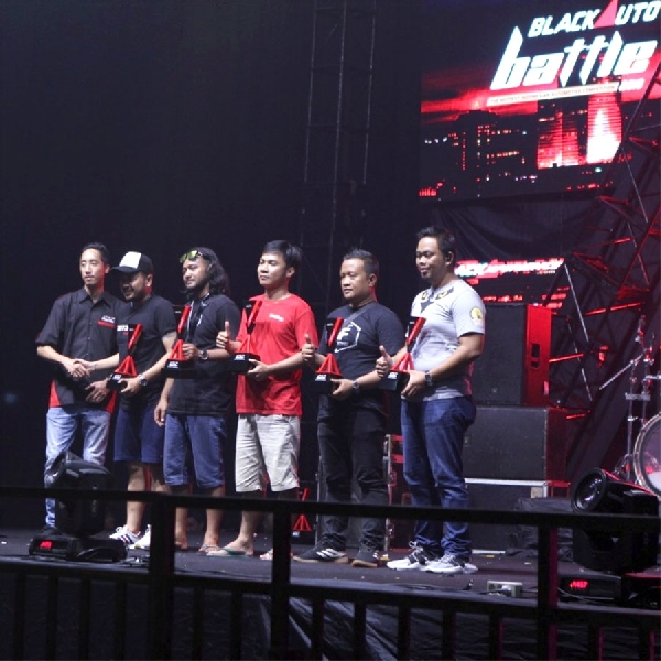 Daftar Pemenang BlackAuto Modify BlackAuto Battle Warming Up 2019 Yogyakarta