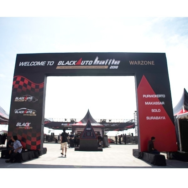 Start Your Engine! BlackAuto Battle 2018 Makassar Resmi Dimulai