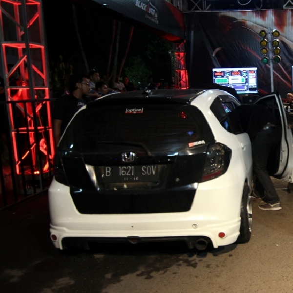 Gandi Sabet Juara Pertama Street SPL Final BlackAuto Battle 2015