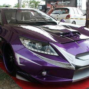 The Champ Black Auto Battle Makassar 2016: Nissan Cefiro Surya Variasi