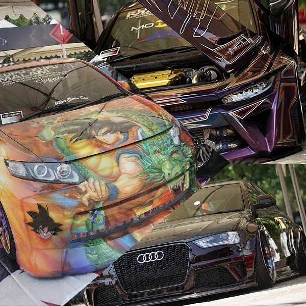 BlackAuto Battle 2019 Jakarta Keseruan Persaingan Mobil Jepang-Eropa Hingga Pecahnya Record Dyno Test