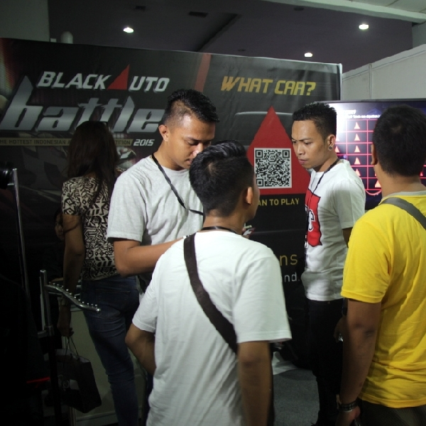 Peserta What Car Final BlackAuto Battle 2015 Terus Membludak