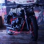 Yamaha Dragstar 450cc Sentuhan JDM Project