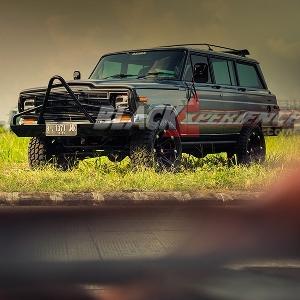 Modifikasi Jeep Grand Wagoneer, City Slicker yang Menggoda