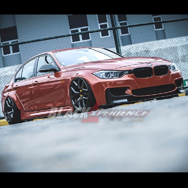Modifikasi BMW F30, Proper Bagged Style