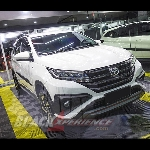 Modif All New Toyota Rush Dengan Upgrade Kaca Film