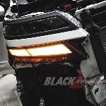 Upgrade Lampu Veloz 2019-Pakai DRL dan Running Sign Light