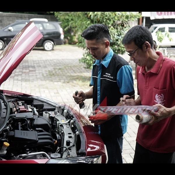 Modifikasi Mesin Datsun Cross - Mesin Tetap Standar, Tarikan Seperti Semi Sport
