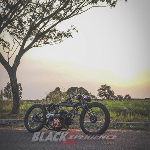 Pandawa 5 Boardtracker L Engine Karya Onks Custom Bekasi