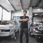 DJM Djuanmotor, Ngecat Mobil Harus Punya Takaran Cat dan Pernis yang Pas