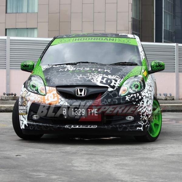 Modifikasi Honda Brio, Fanatisme Fans Ken Block