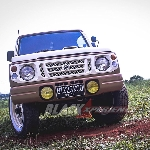 Jimny Daily, Trend Modifikasi Jimny-Katana yang Sedang Hits