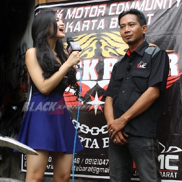 Menilik Modifikasi Komunitas Black Motor Community Jakarta Barat