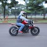 Kawasaki ER6 Scrambler Dirt Head